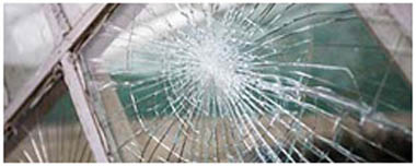 Bromsgrove Smashed Glass
